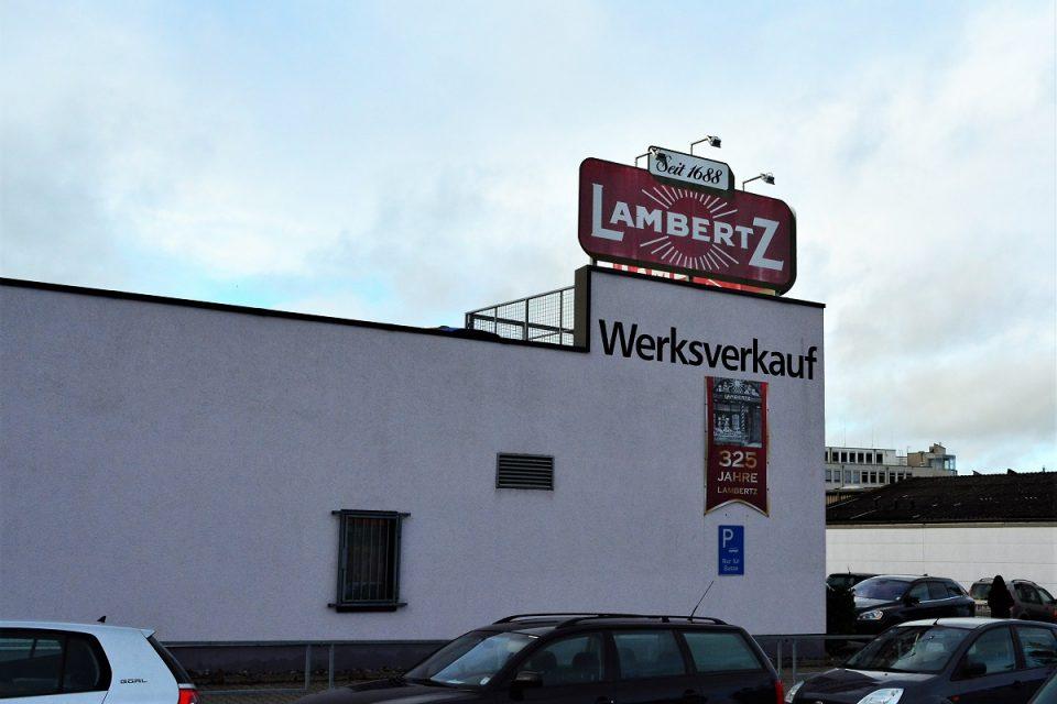 Werksverkauf Lambertz