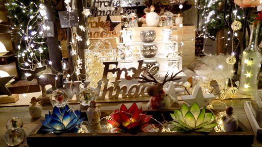 Weihnachtsmarkt im CentrO