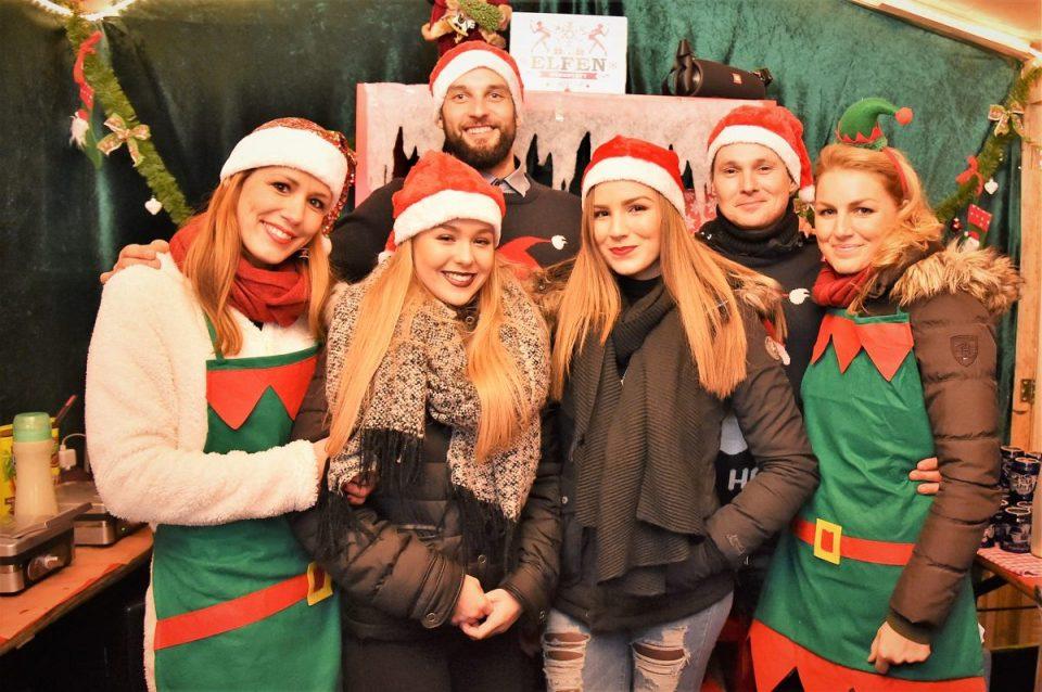 Weihnachtsmarkt in Voerde