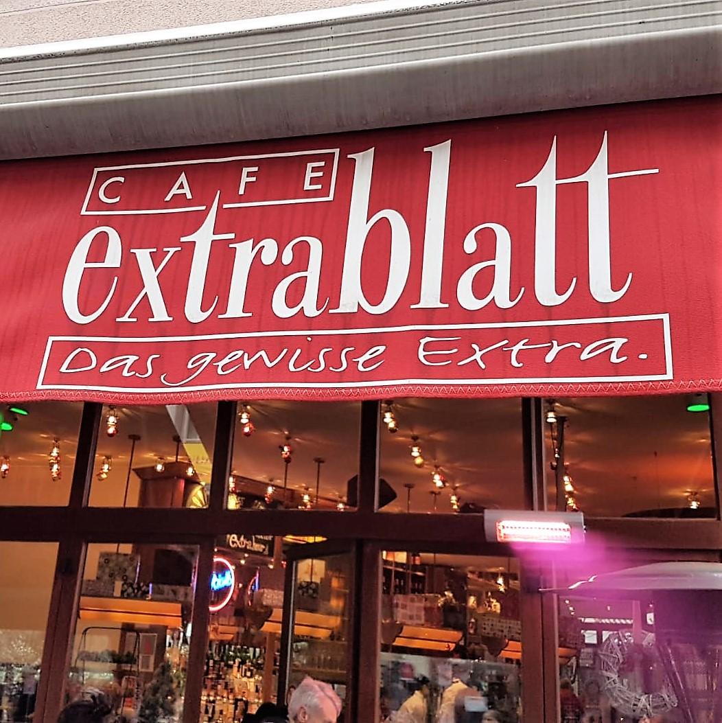 cafe extrablatt haltern