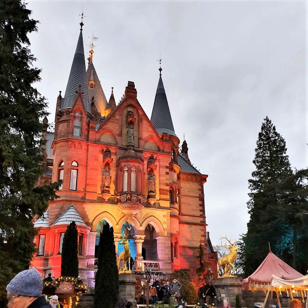 Weihnachtsmarkt Schloss Drachenburg