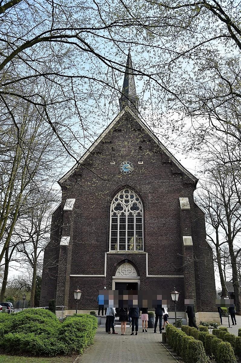Herz Jesu Kirche in Dinslaken Oberlohberg - VerPOTTet