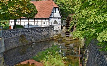 Wassermühle in Dinslaken