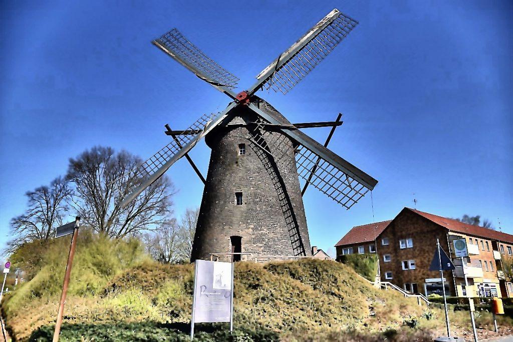 Windmühle in Dinslaken