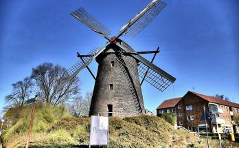 Windmühle in Dinslaken