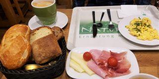 Frühstücken im NaturHof