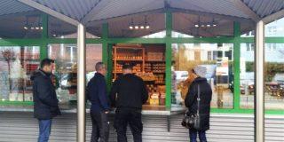 Zentis Werksverkauf in Aachen